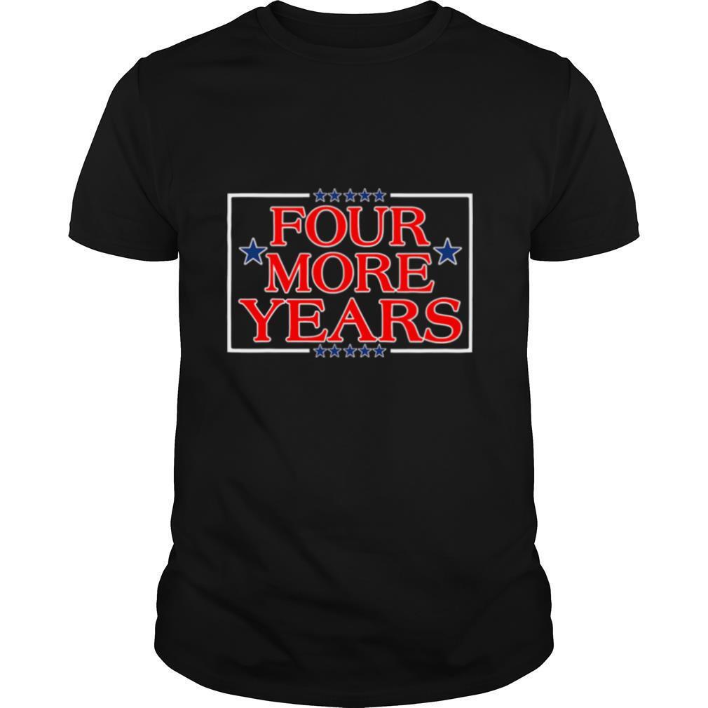 Four more years pro trump potus 45 shirt Classic Men's