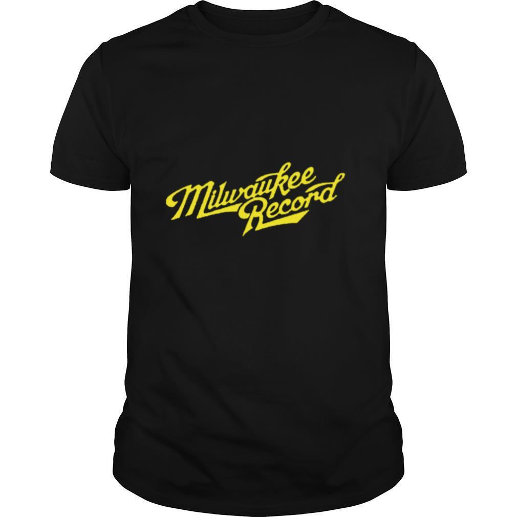 Milwaukee Record shirt Classic Men's