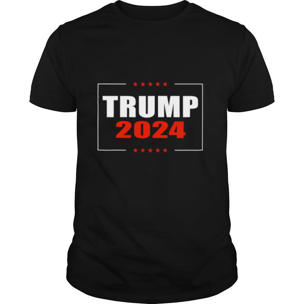 President Donald Trump 2024 Stars shirt Classic Men's
