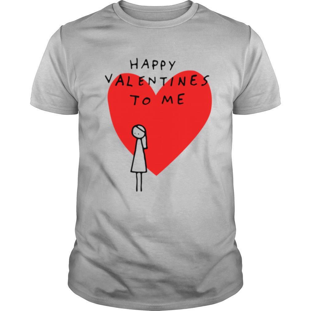 Happy Valentines to Me shirt Classic Men's