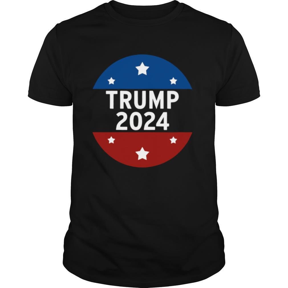 Trump 2024 For President And Relection shirt Classic Men's