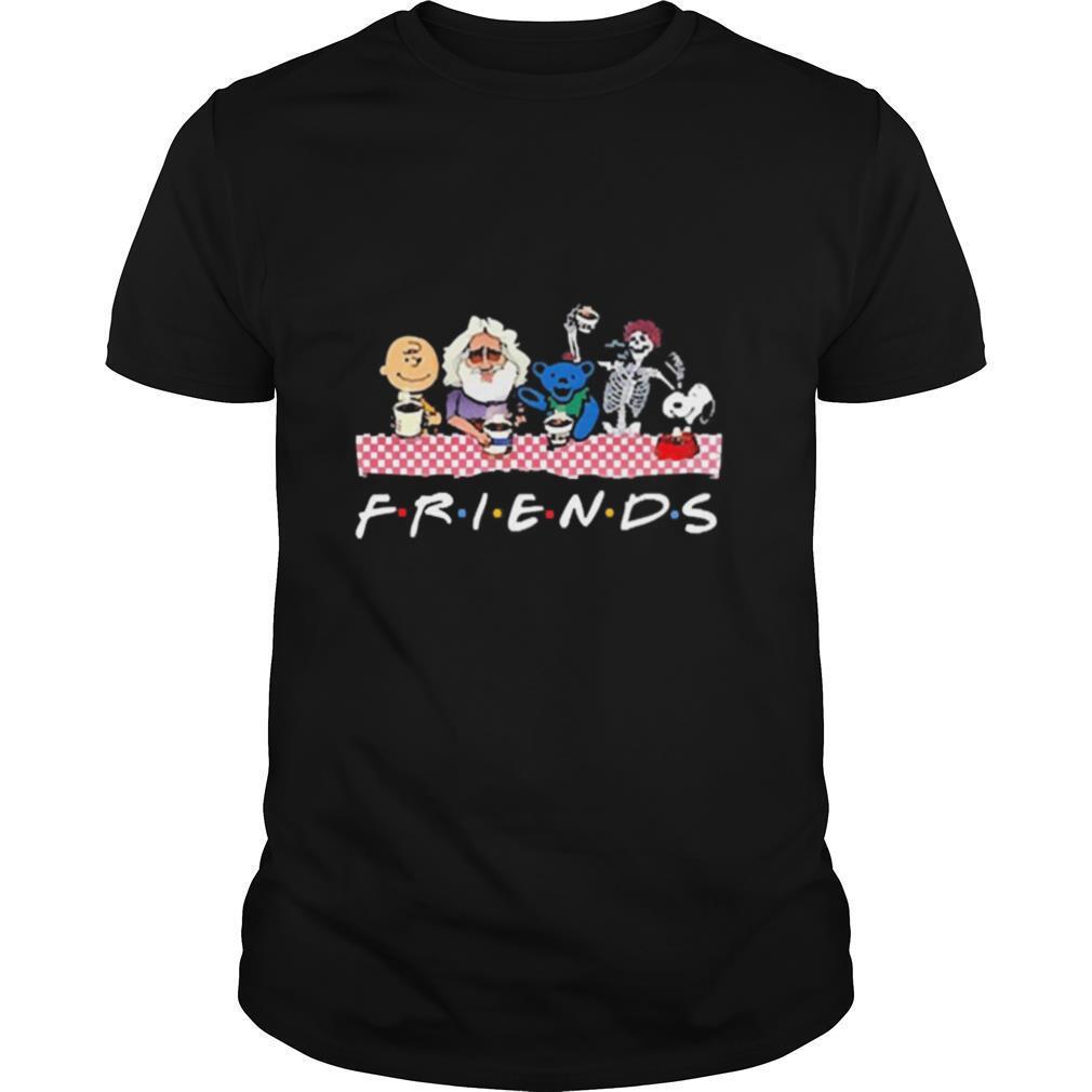 Bear And Jerry Friend shirt Classic Men's