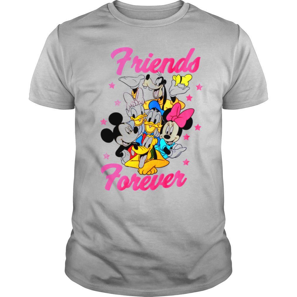 Disney Toddler Girls Mickey and Friends Short Sleeve shirt Classic Men's