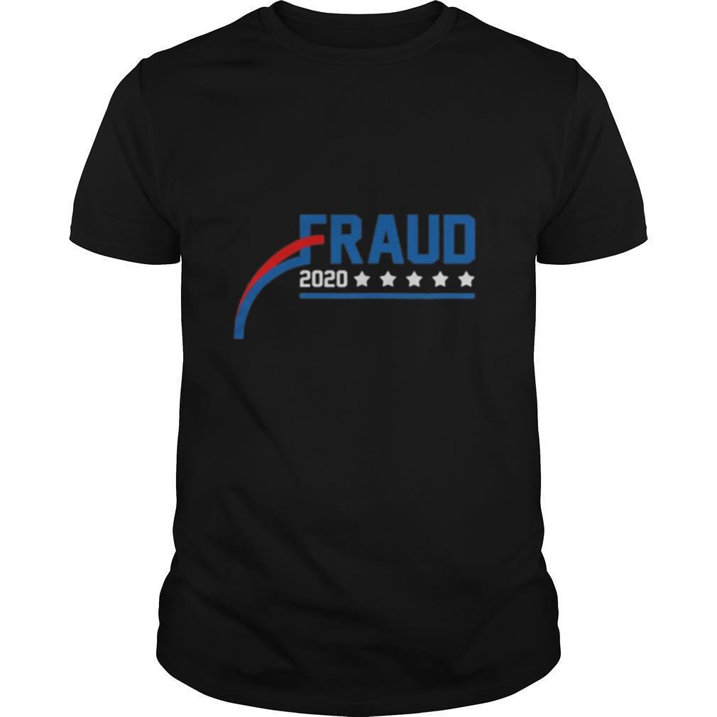 fraud 2020 america stars shirt Classic Men's