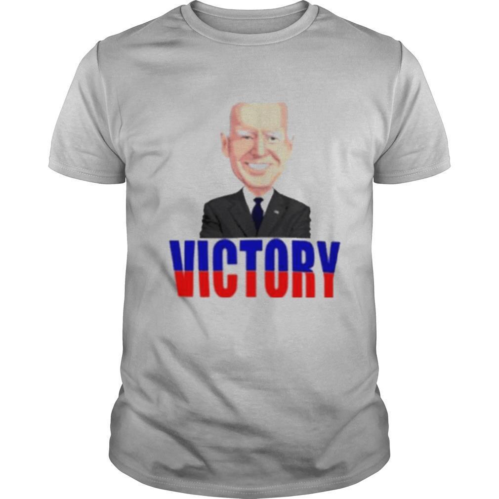 Joe Biden Victory President 2020 America shirt Classic Men's