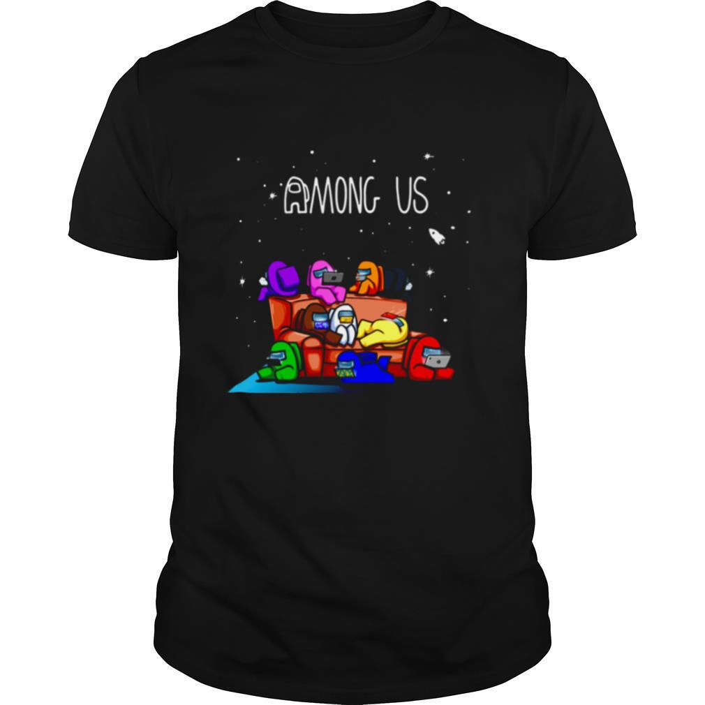 Among Us Imposter Play Game shirt Classic Men's