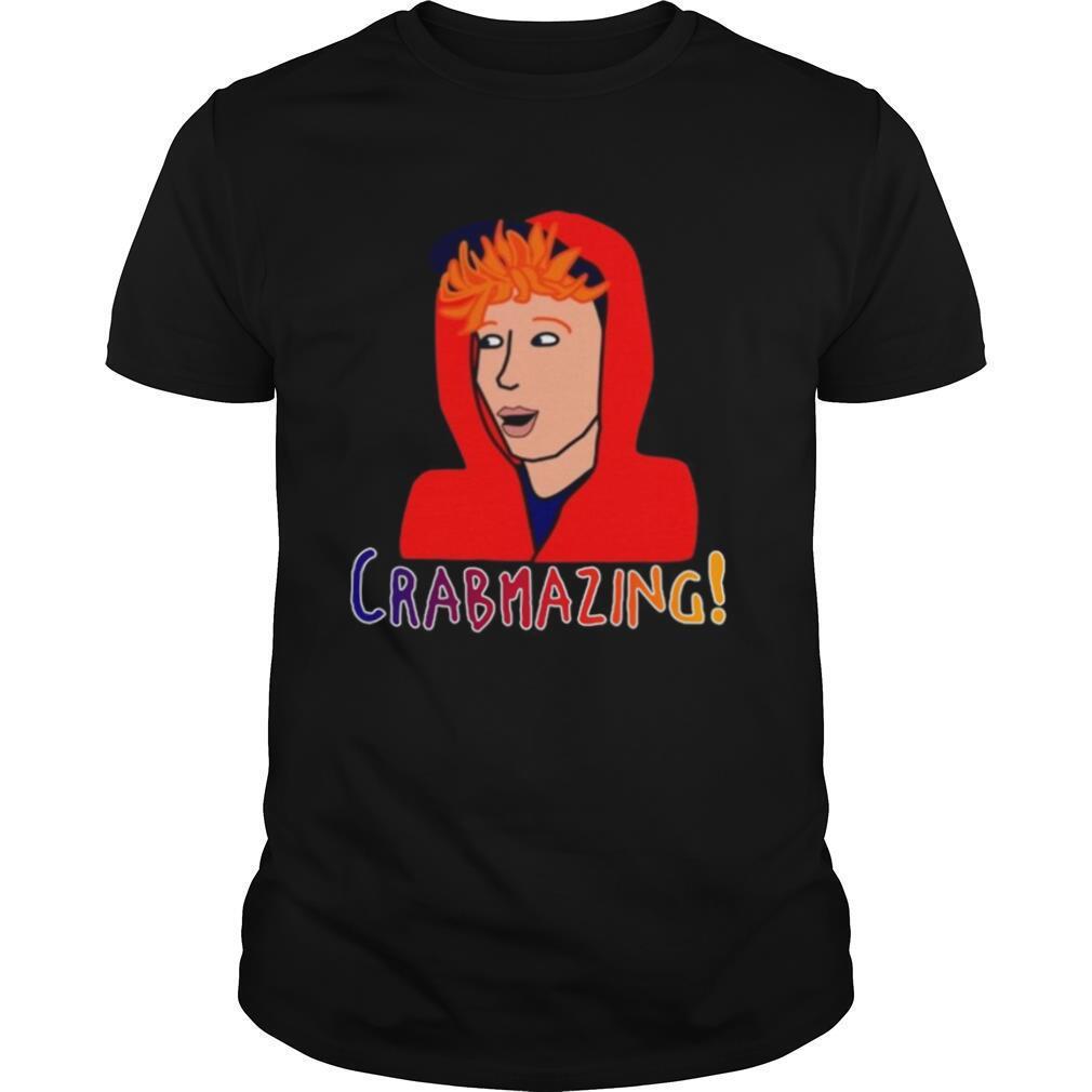 Crabmazing Brad shirt Classic Men's