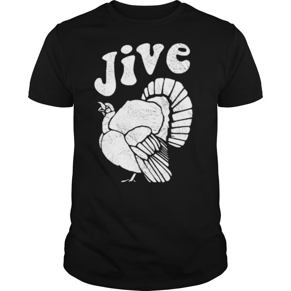 Thanksgiving Jive Turkey shirt Classic Men's