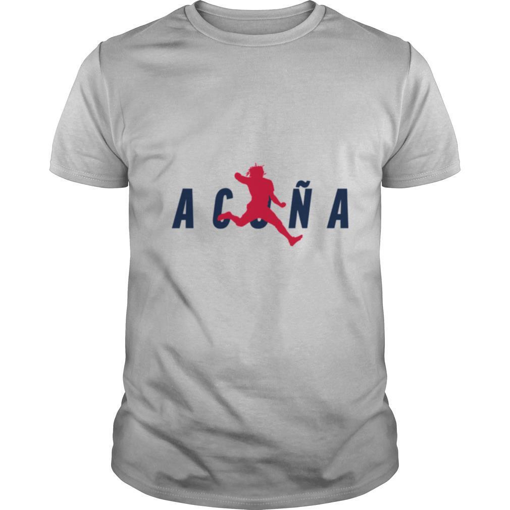 Air Acuña shirt Classic Men's