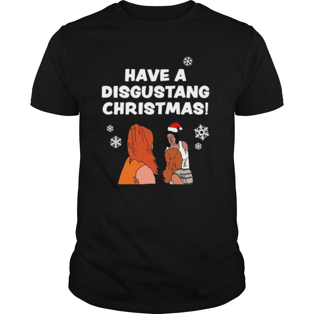 Have A Disgustang Christmas shirt Classic Men's