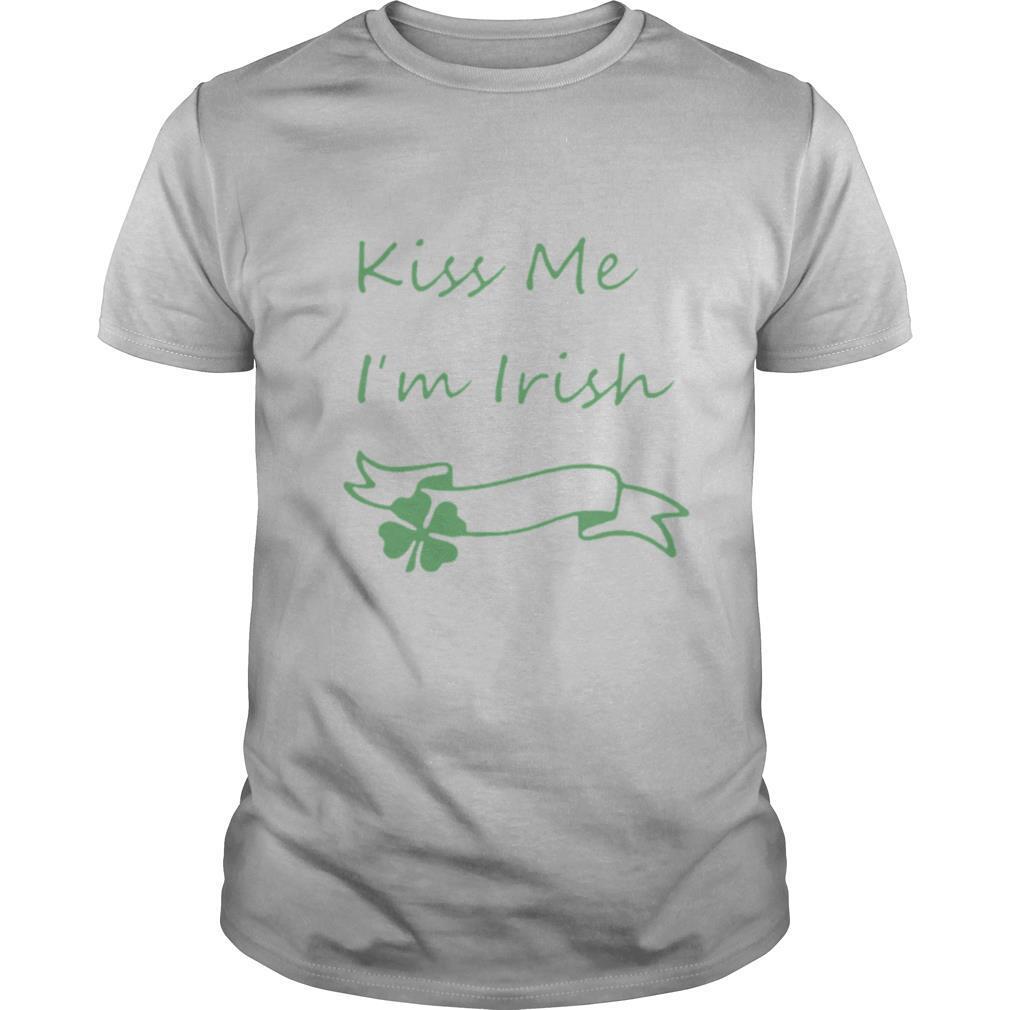 Kiss Me Irish shirt Classic Men's