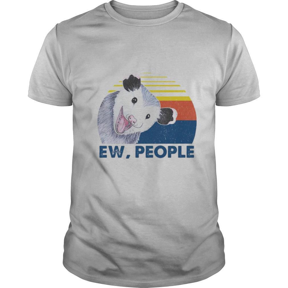 Vinatge Ew People Vintage shirt Classic Men's