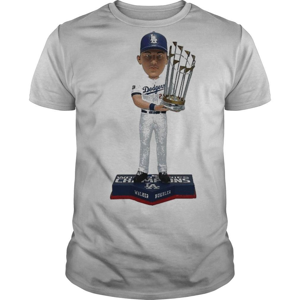 Walker Buehler Los Angeles Dodgers 2020 World Series Champions shirt Classic Men's