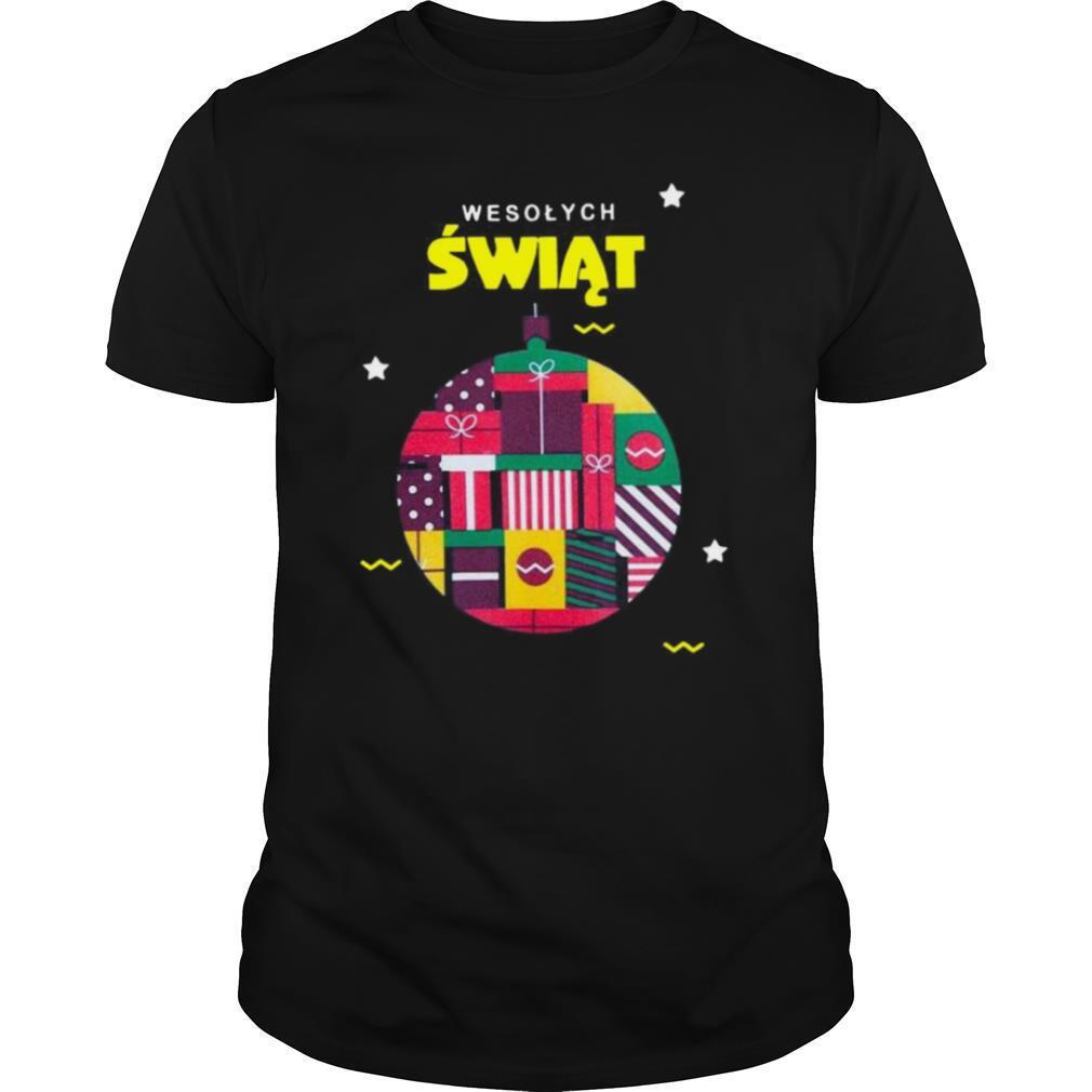 Wesolych Swiat shirt Classic Men's
