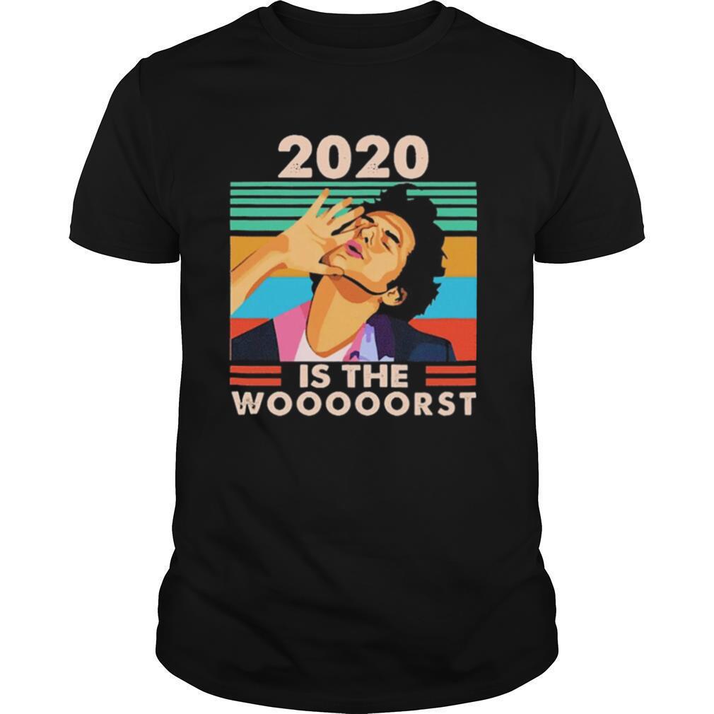 Jean Ralphio 2020 Is The Wooooorst For shirt Classic Men's