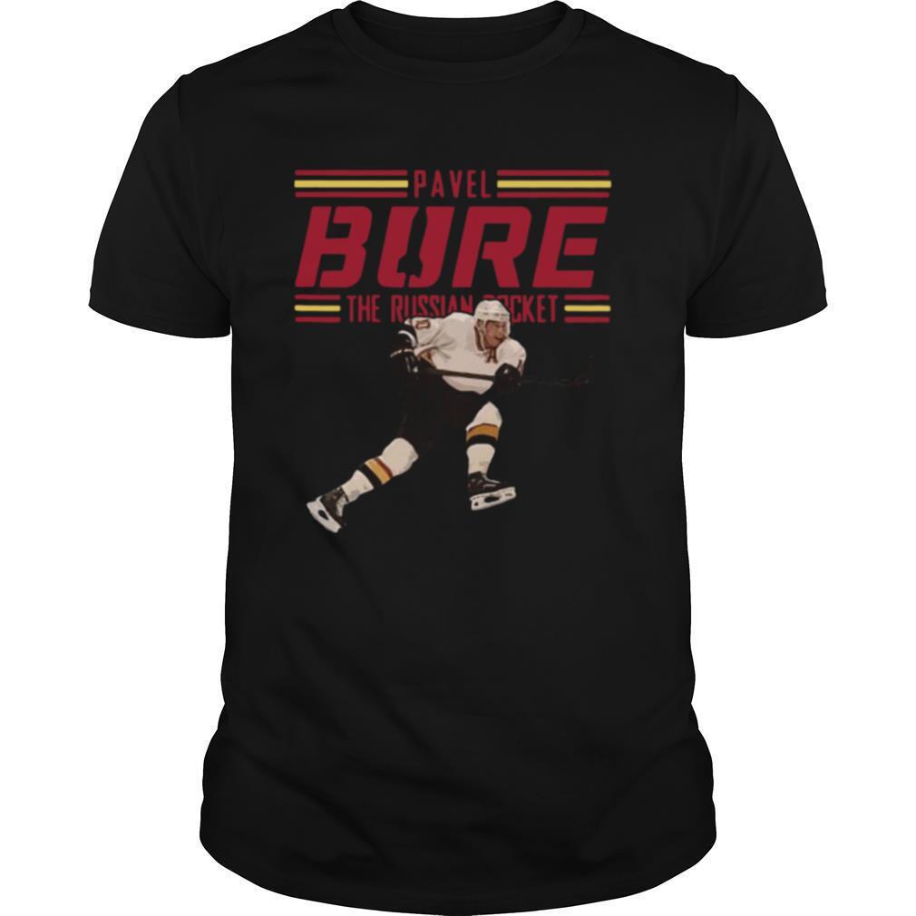 Pavel Bure The Russian Rocket Play shirt Classic Men's