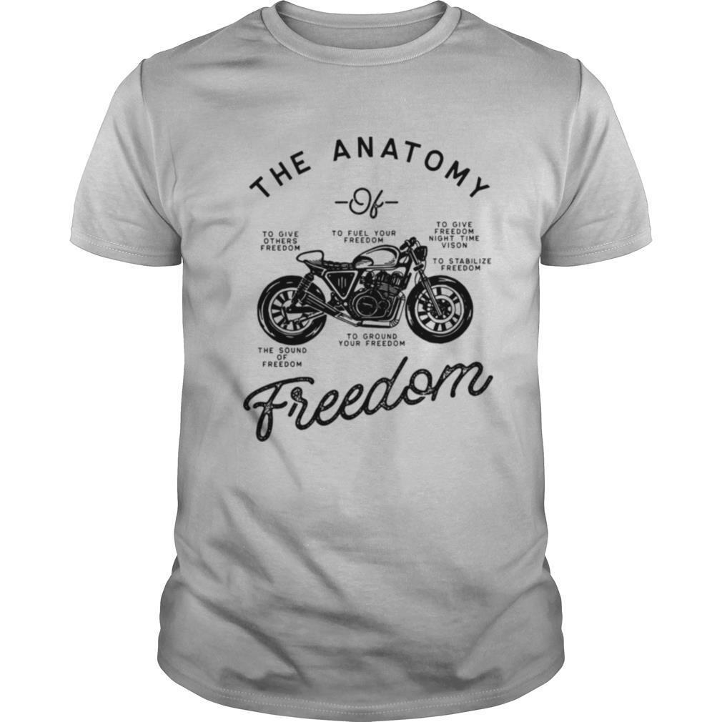 The Anatomy To Give Others Freedom To Fuel Your Freedom The Sound Of Freedom shirt Classic Men's