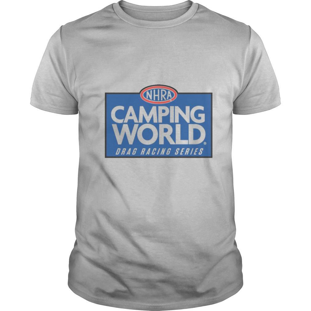 HRA Camping World Drag Racing Series shirt Classic Men's