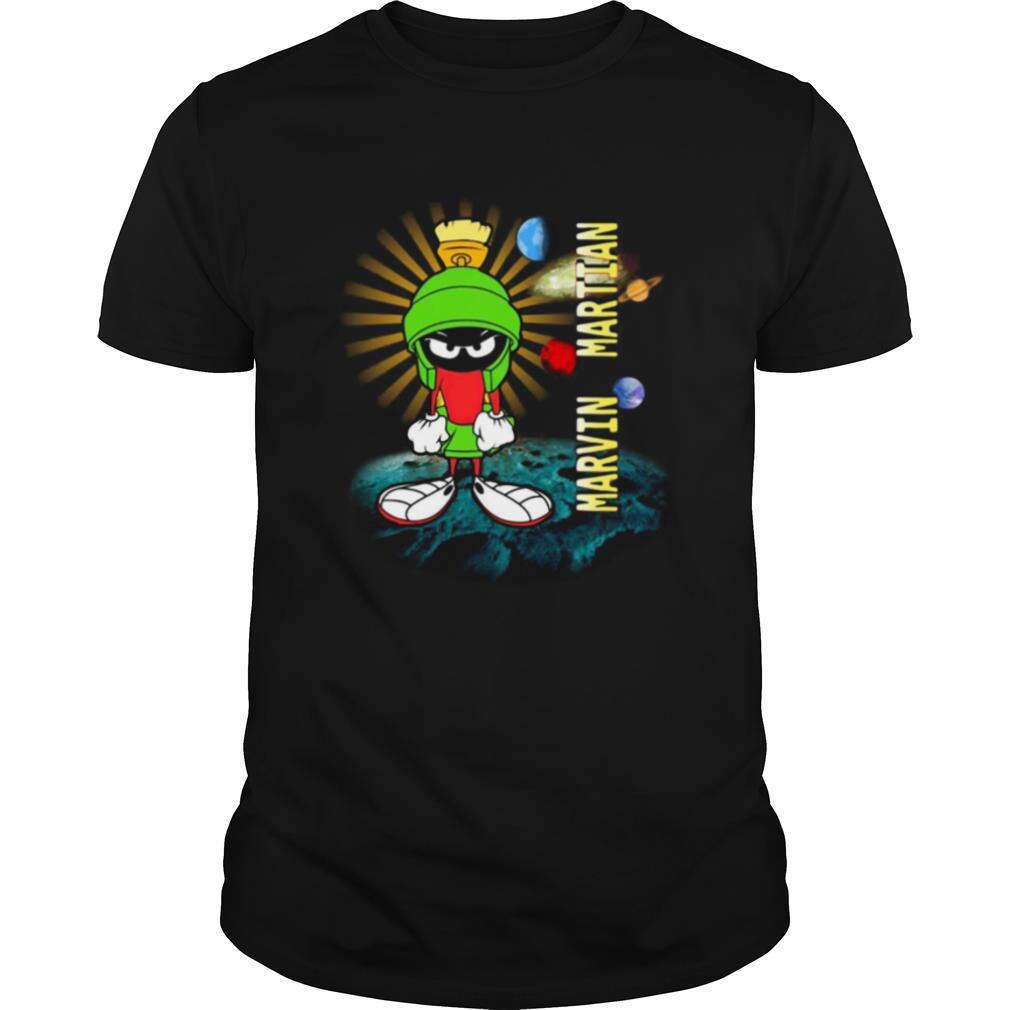 Looney Tunes Marvin Martian shirt Classic Men's