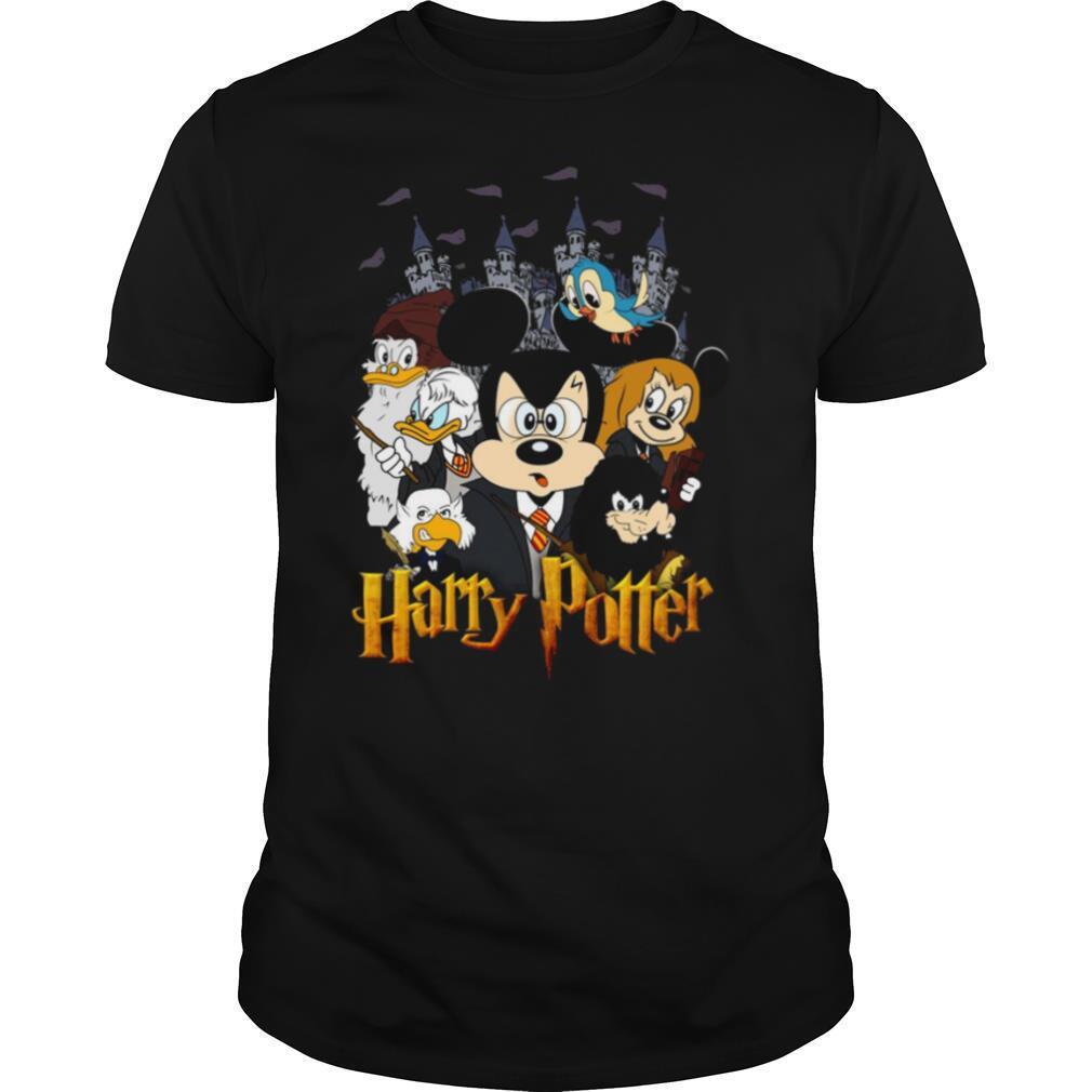 Mickey Disney Harry Potter shirt Classic Men's