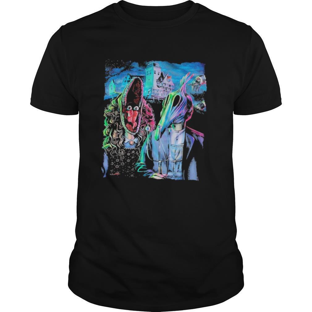 American Gothic Horror Movie shirt Classic Men's