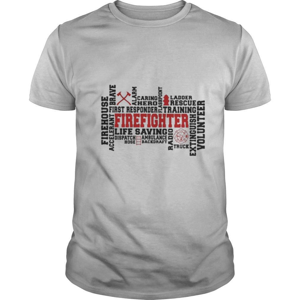 Firehouse Braye Firefighter shirt Classic Men's