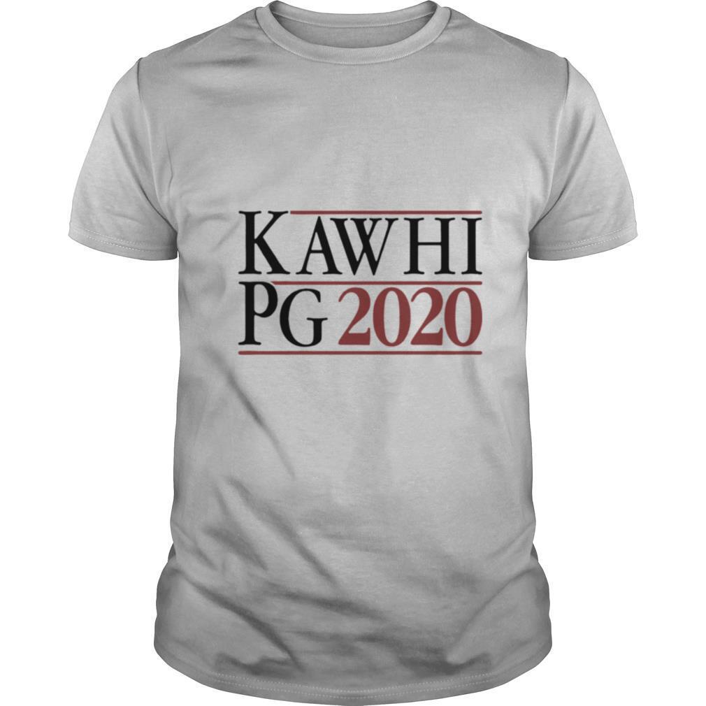 Kawhi Pg 2020 shirt Classic Men's