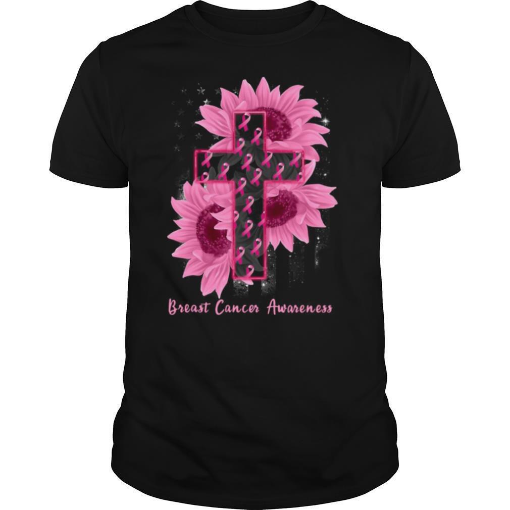 Sunflower Breast Cancer Awareness shirt Classic Men's
