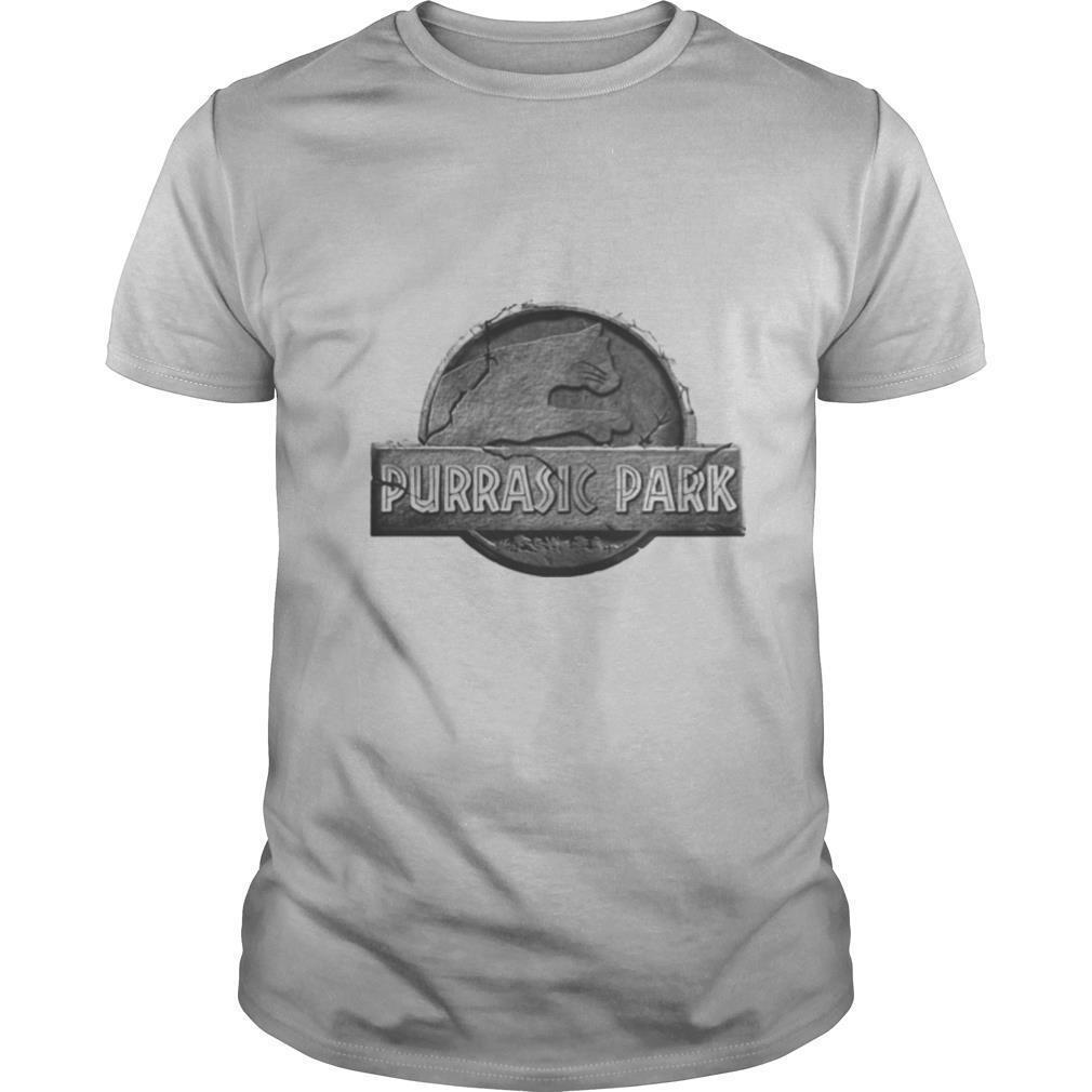 Cat purrasis park vintage shirt Classic Men's