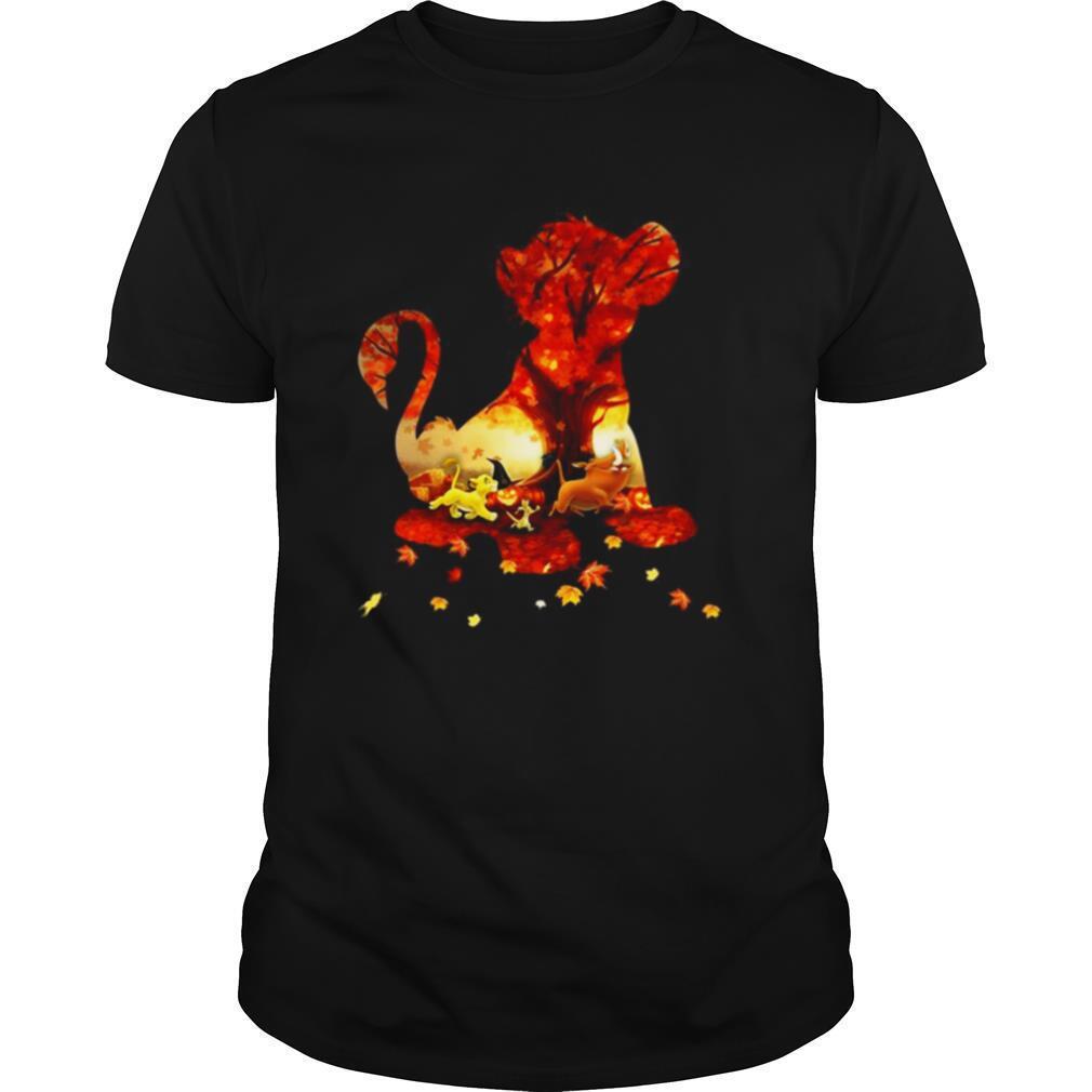Lion King Halloween shirt Classic Men's