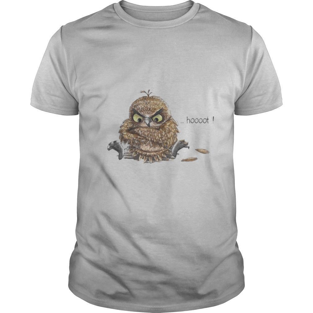 owl hot shirt Classic Men's