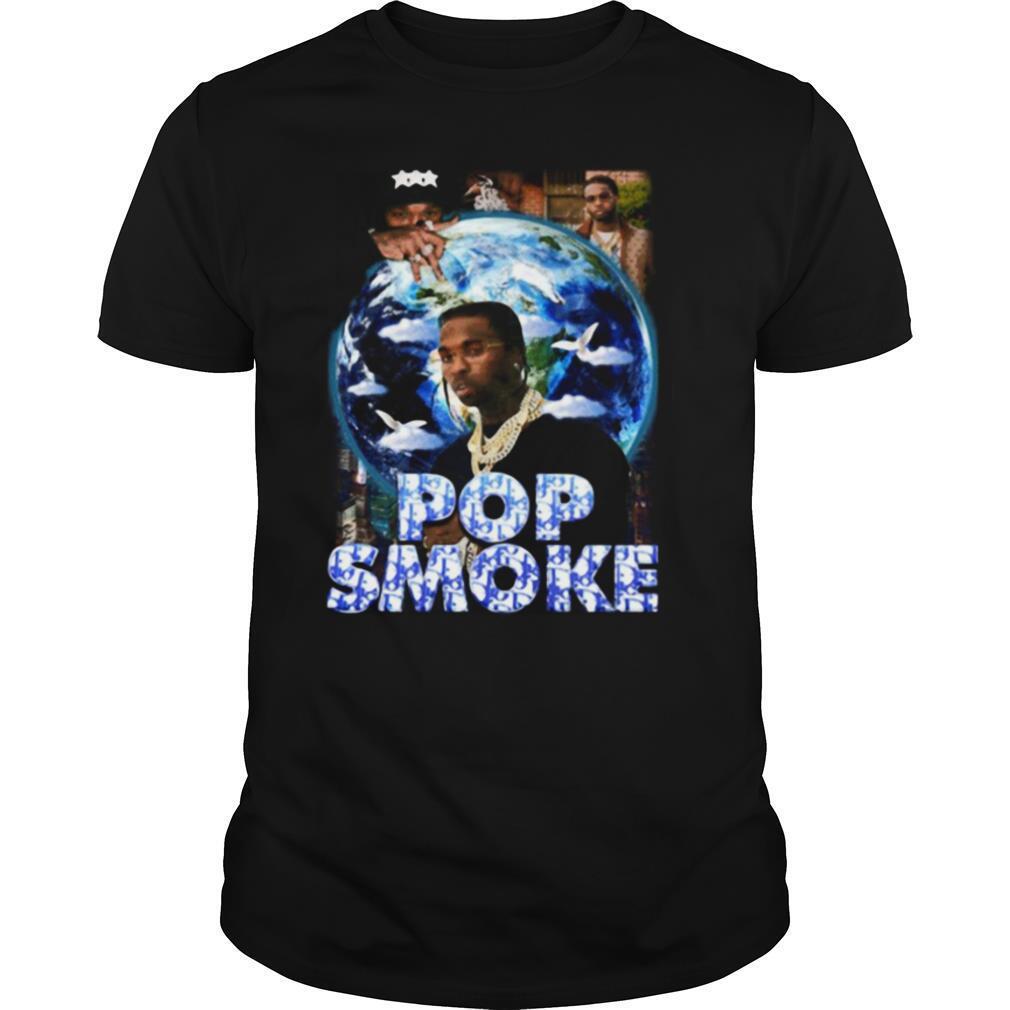 Pop Smoke 2020 shirt Classic Men's
