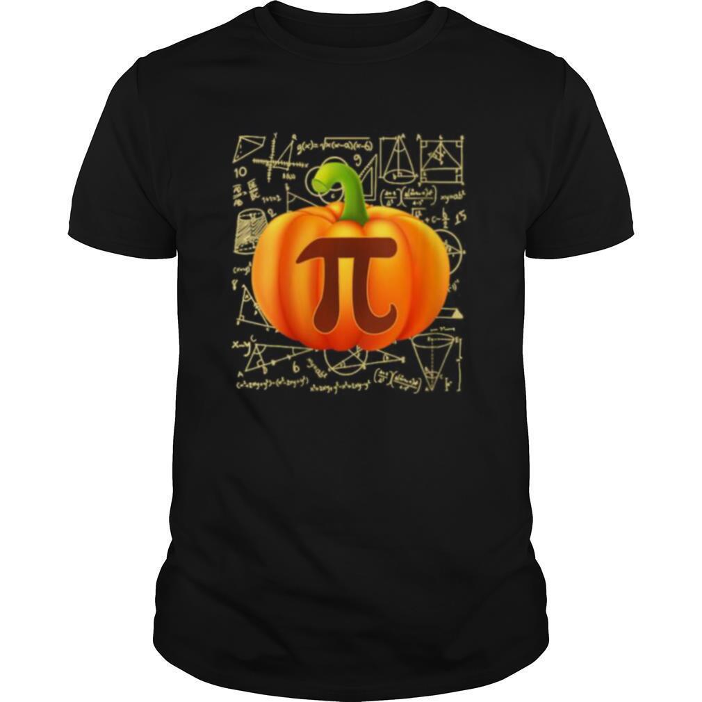 Pumpkin Pie Shirt Funny Halloween Thanksgiving Pi Day shirt Classic Men's