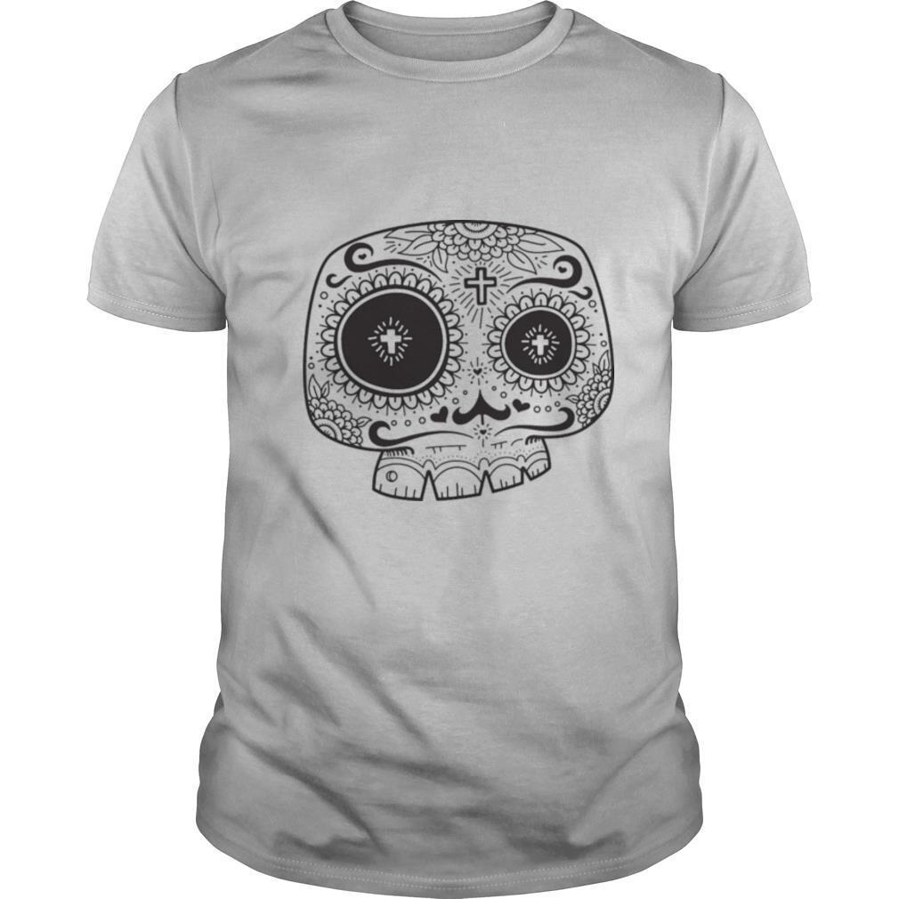 Skull Awakening Day Of The Dead Dia De Muertos shirt Classic Men's
