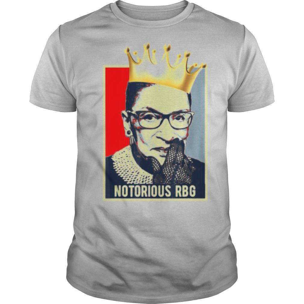 Vintage Notorious RBG Ruth Bader Ginsburg court shirt Classic Men's
