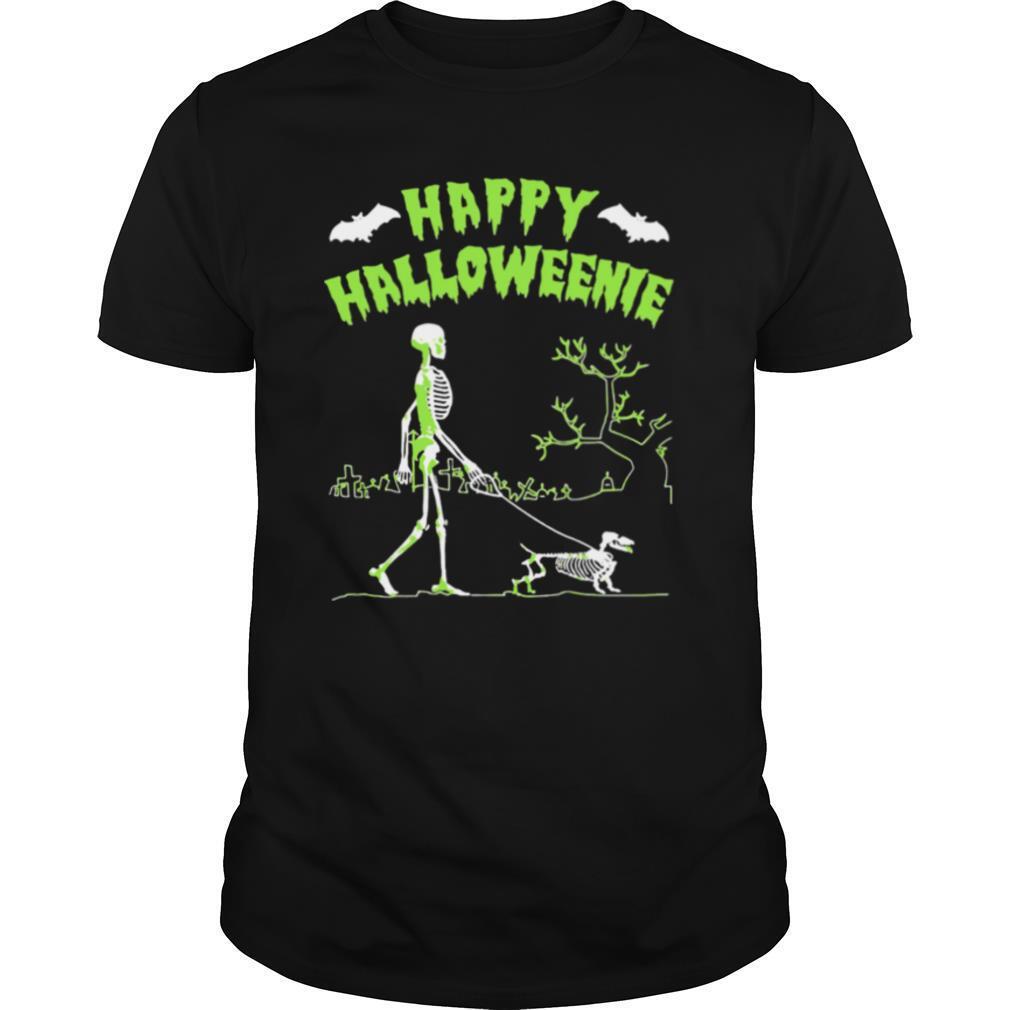 Happy Halloween Dog Personalized shirt Classic Men's