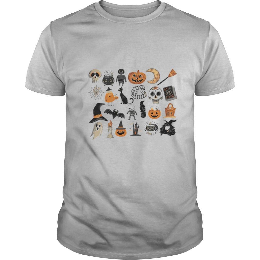 It's The Little Things Happy Halloween shirt Classic Men's