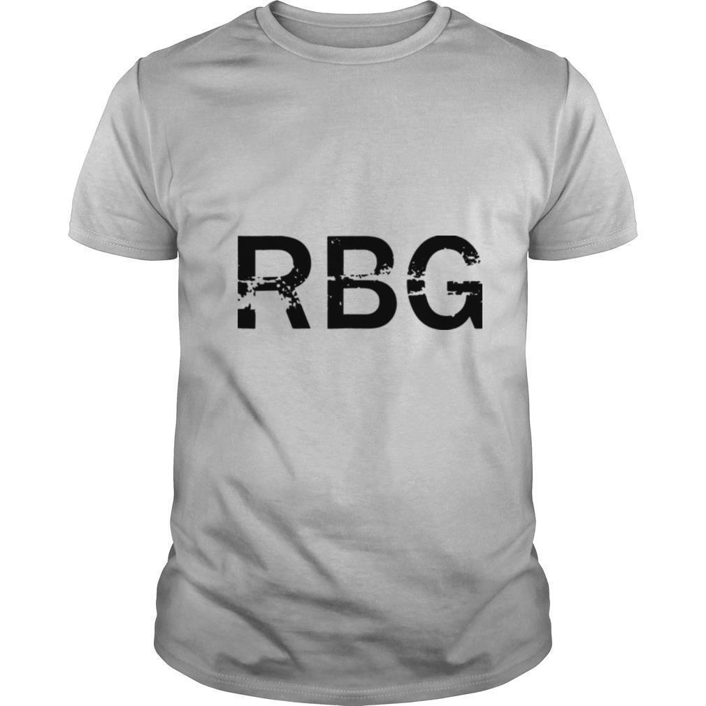 Notorious RBG Shirt Dissent Anti Trump Political shirt Classic Men's