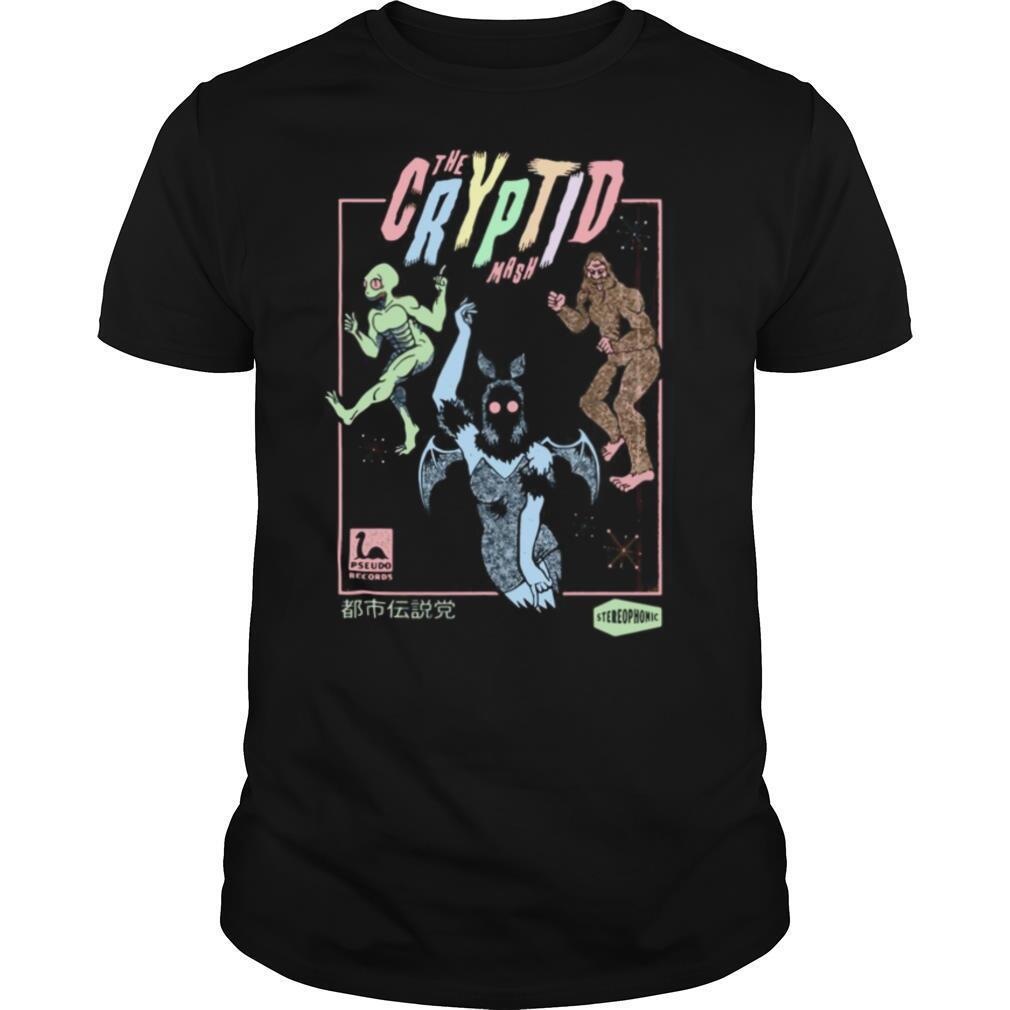 The Cryptid Mash shirt Classic Men's