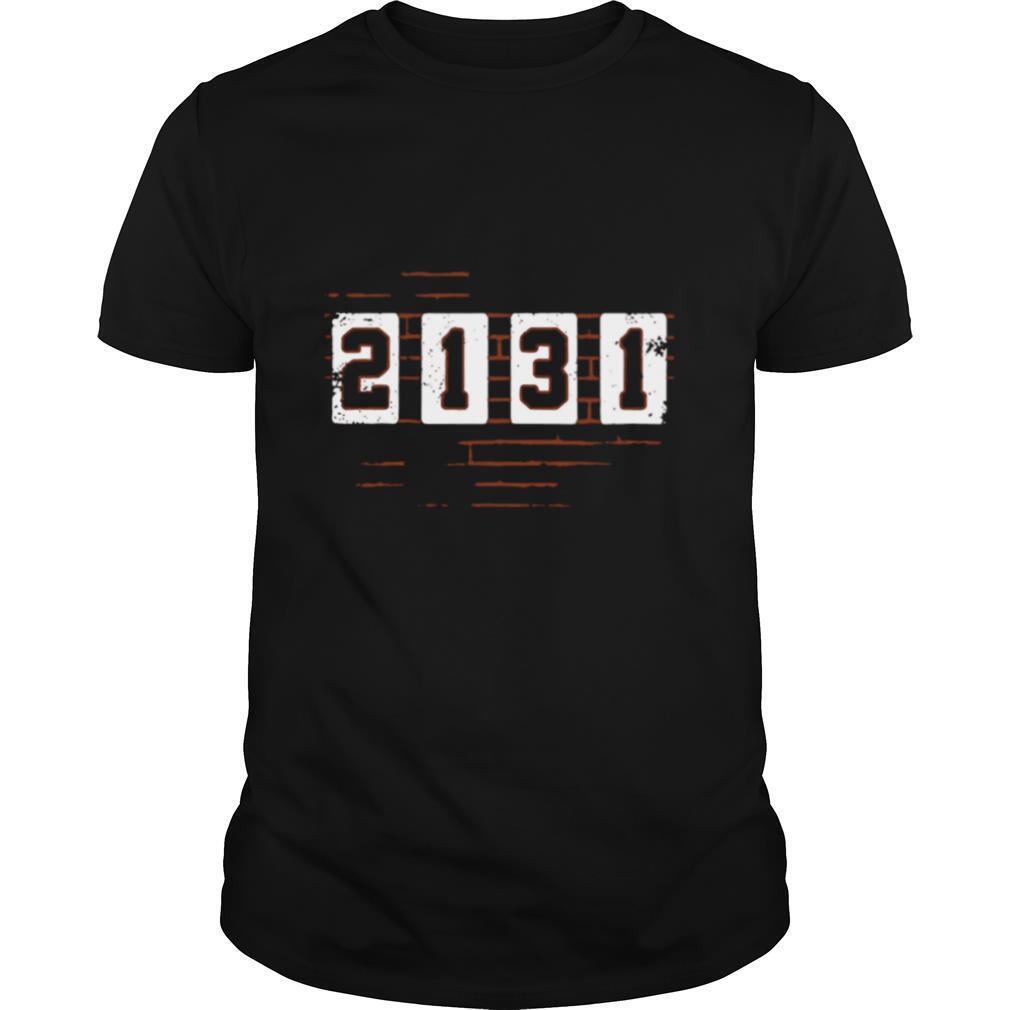 Cal Ripken Jr 2131 Warehouse shirt Classic Men's