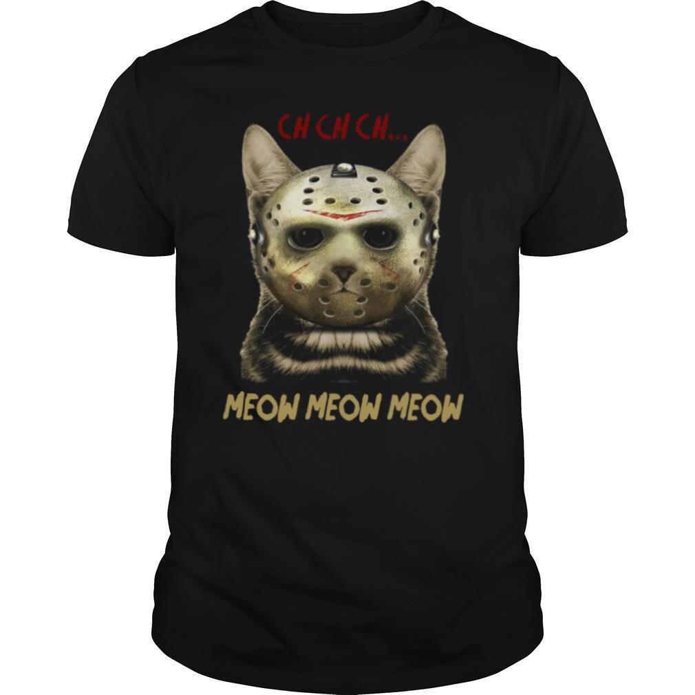 Cat Jason Voorhees shirt Classic Men's