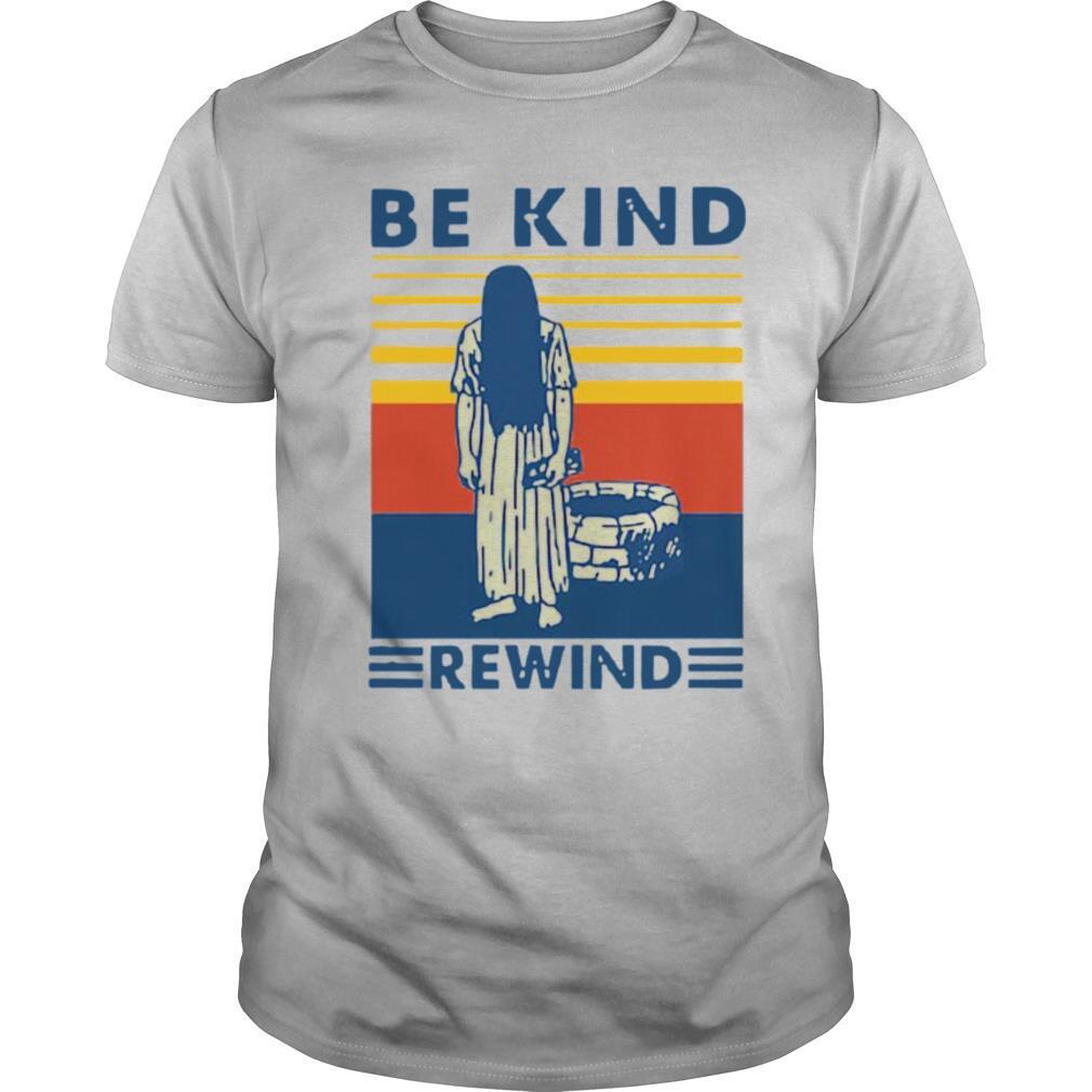 Ghost Girl Be Kind Rewind Vintage shirt Classic Men's