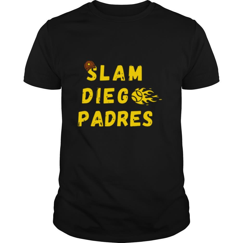 Slam Diego Padres shirt Classic Men's