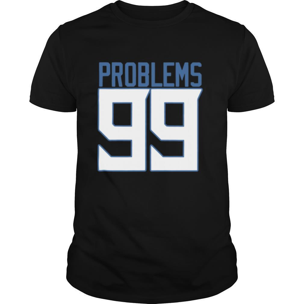 Tennessee 99 Problems shirt Classic Men's