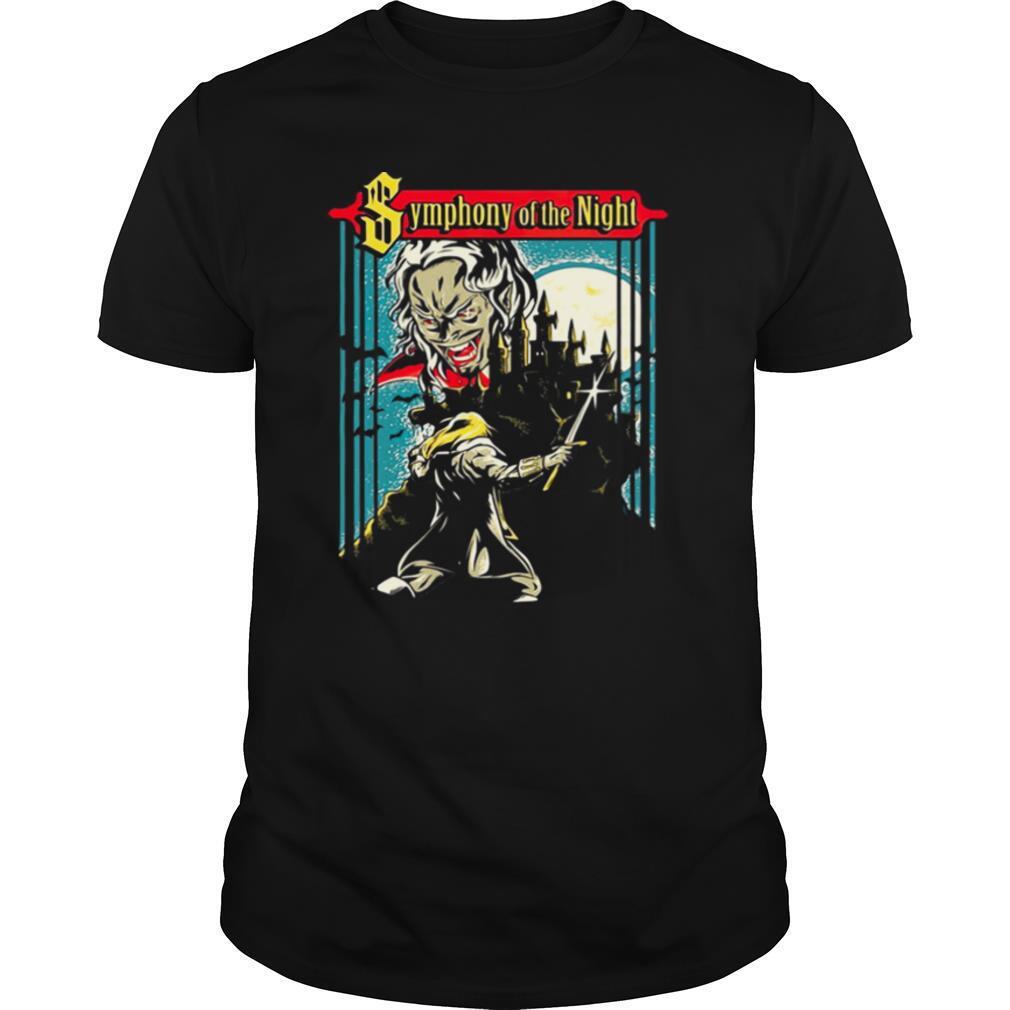 Symphony Of The Night shirt Classic Men's