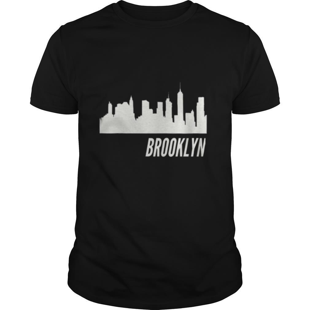 Brooklyn shirt New York shirt Classic Men's