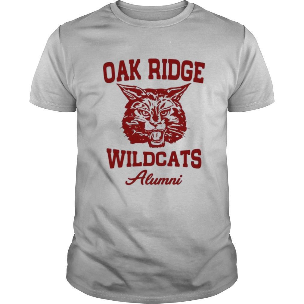 Oak ridge wildcats alumni shirt Classic Men's