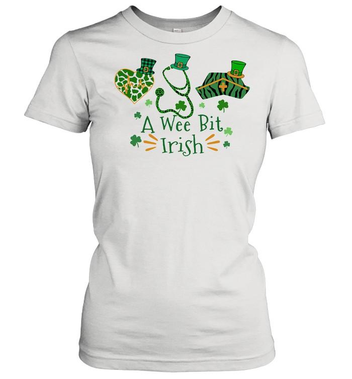 A Wee Bit Irish shirt Classic Women's T-shirt