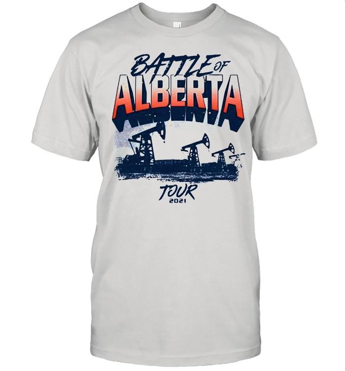 Battle Of Alberta Edm 2021 shirt Classic Men's T-shirt