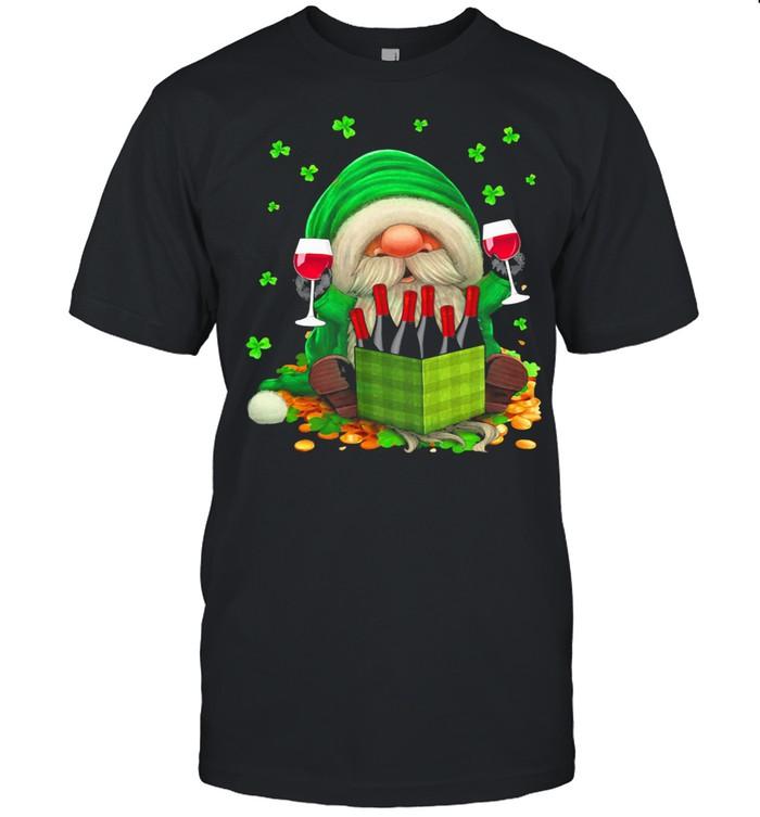 Drawf Irish Wine shirt Classic Men's T-shirt